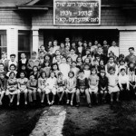"Boyle Heights Workman's Circle class photo, ca. 1935 L.A. Public Library, ""Shades of L.A.: Jewish Community"""